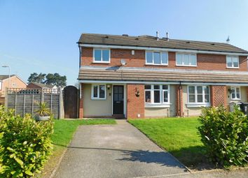 Thumbnail 2 bed semi-detached house to rent in Briarwood Close, Gonerby Hill Foot, Grantham