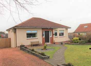 Thumbnail 4 bed bungalow for sale in Mount Vernon Avenue, Coatbridge