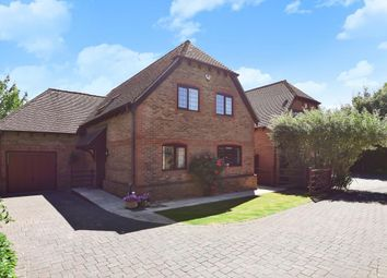Thumbnail 4 bed detached house for sale in Little Foxes, Wokingham