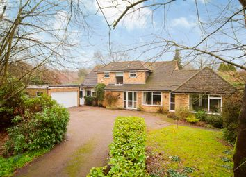 Thumbnail 4 bed detached house for sale in Chenies Road, Chorleywood, Rickmansworth