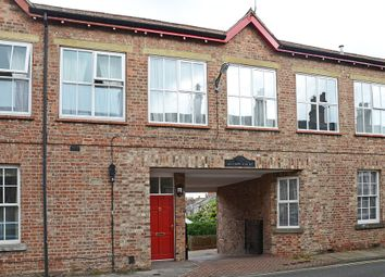 Thumbnail 1 bed flat to rent in Bishops Court, Bishophill Senior, York
