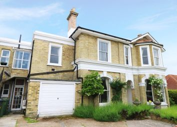 Thumbnail 4 bed flat for sale in Queens Road, Ryde