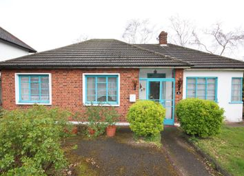 Thumbnail 2 bed detached bungalow for sale in Grange Crescent, Chigwell