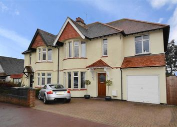 Thumbnail 5 bedroom property for sale in Hadleigh Road, Leigh-On-Sea, Essex