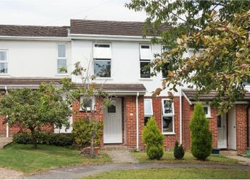 Thumbnail 3 bed terraced house for sale in Vale Way, Kings Worthy, Winchester