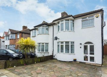 Thumbnail 3 bed semi-detached house for sale in York Avenue, Stanmore