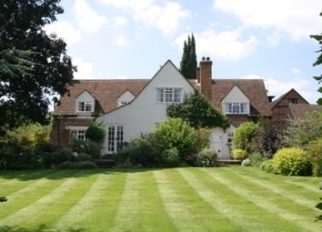 Thumbnail 5 bed detached house to rent in Southend, Henley-On-Thames