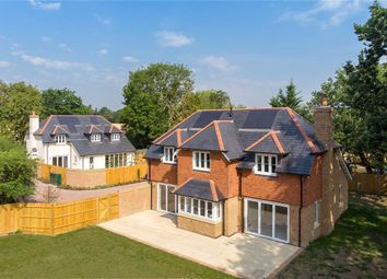 Thumbnail 4 bed detached house for sale in Woodhill, Send, Woking