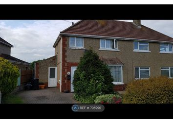 Thumbnail 3 bed semi-detached house to rent in Upham Road, Wiltshire