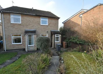 Thumbnail 2 bedroom semi-detached house for sale in Pinfold Close, Repton, Derby