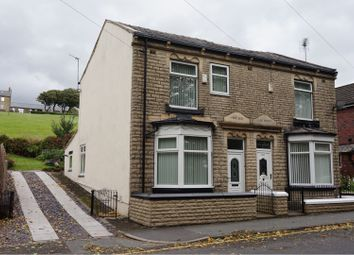Thumbnail 2 bed semi-detached house for sale in Hollingworth Road, Hollingworth Lake, Littleborough