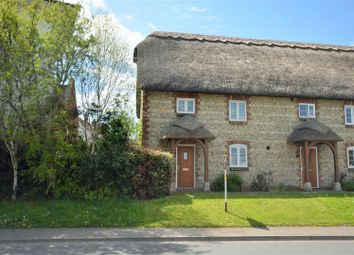 Thumbnail 2 bed semi-detached house for sale in Hambledon Row, Shillingstone, Blandford Forum