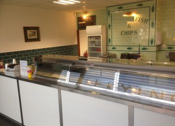 Thumbnail Restaurant/cafe for sale in Fish & Chips DN21, Scotter, Lincolnshire