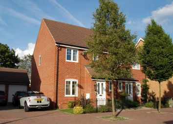 Thumbnail 3 bed property to rent in Foskett Way, Aylesbury