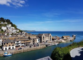 Thumbnail 2 bed flat for sale in Hannafore Road, Looe, Cornwall