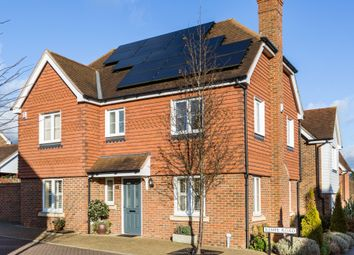 Thumbnail 4 bed detached house for sale in Kempe Road, Lindfield, Haywards Heath