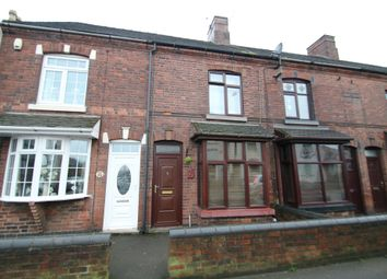 Thumbnail 2 bed terraced house for sale in High Street, Woodville, Swadlincote