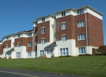 Thumbnail 2 bedroom flat to rent in Regency Apartments, Citadel East, Killingworth