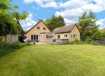 Thumbnail 4 bed detached house for sale in Town Green Road, Orwell, Royston