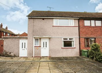 Thumbnail 2 bed terraced house for sale in Edgehill Road, Carlisle