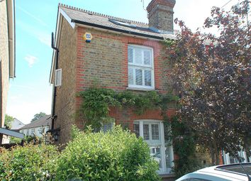 Thumbnail 4 bed semi-detached house to rent in Harvest Road, Englefield Green, Egham