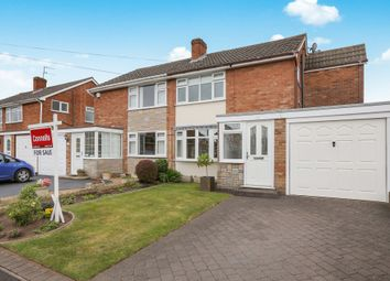 Thumbnail 3 bed semi-detached house for sale in Brook Close, Coven, Wolverhampton