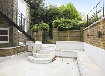 Thumbnail 4 bedroom flat to rent in Sutherland Avenue, London