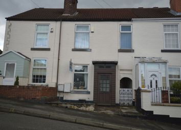Thumbnail 3 bed terraced house for sale in Fowler Street, Old Whittington, Chesterfield