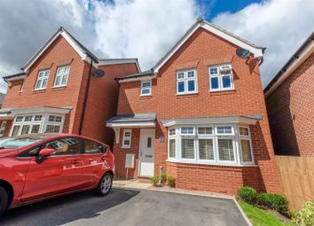 Thumbnail 3 bed detached house for sale in Fieldgate Lane, Whitnash, Leamington Spa