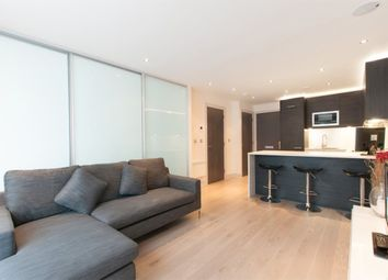 Thumbnail 1 bedroom flat to rent in Doulton House, Chelsea Creek, London