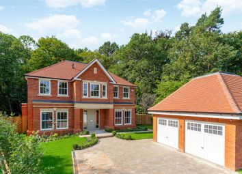 Thumbnail 5 bed detached house for sale in The Covert, Ascot