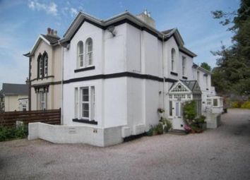 Thumbnail 1 bed flat for sale in 12 Windsor Road, Torquay, Devon
