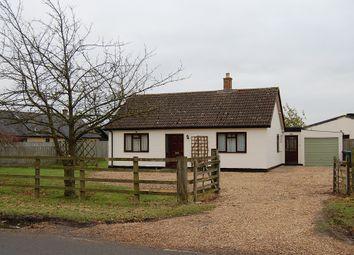 Thumbnail 2 bedroom bungalow to rent in Kingston Road, Great Eversden, Cambridge