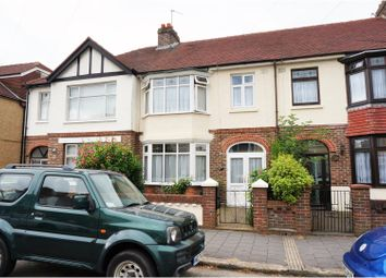 Thumbnail 3 bedroom terraced house for sale in Oakwood Road, Portsmouth