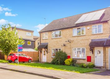 Thumbnail 3 bedroom semi-detached house for sale in Burwell Meadow, Witney, Oxfordshire