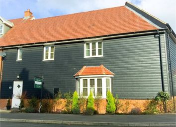 Thumbnail 3 bed terraced house for sale in Margarita Gardens, Newton Leys, Milton Keynes, Buckinghamshire