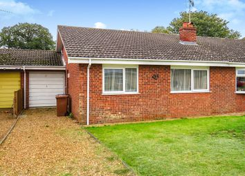 Thumbnail 3 bedroom semi-detached bungalow for sale in Fen View, Christchurch, Wisbech