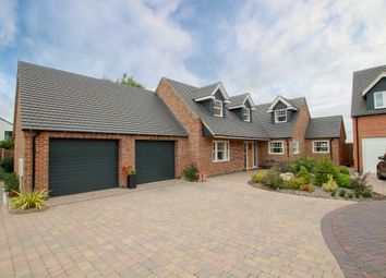 Thumbnail 4 bed detached house to rent in Beamhill Road, Anslow, Burton-On-Trent