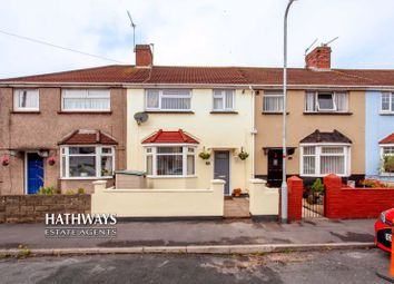 Thumbnail 3 bed terraced house for sale in Lime Close, Newport
