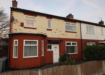 Thumbnail 4 bed semi-detached house for sale in Davyhulme Road, Stretford, Manchester, Greater Manchester