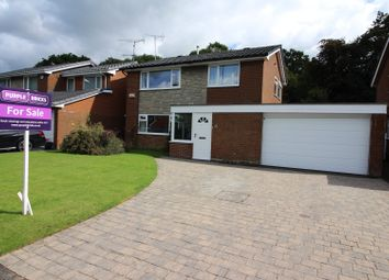 Thumbnail 4 bed detached house for sale in Ashford Road, Fulshaw Park, Wilmslow