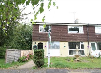 Thumbnail 3 bed end terrace house for sale in Carol Avenue, Martlesham, Woodbridge