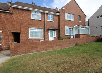 Thumbnail 3 bed terraced house for sale in Moorsley Road, Hetton-Le-Hole, Houghton Le Spring
