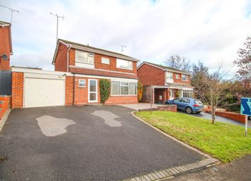 Thumbnail 4 bed detached house for sale in Healey Close, Brownsover, Rugby