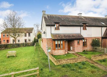 Thumbnail 3 bed semi-detached house for sale in The Strand, Quainton, Aylesbury
