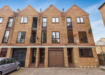 Thumbnail 3 bed terraced house for sale in Brunswick Quay, London