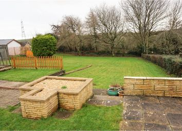 Thumbnail 4 bed detached bungalow for sale in Merlins Cross Lower Lamphey Road, Pembroke