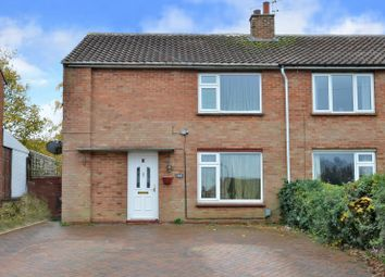 Thumbnail 3 bed semi-detached house to rent in Ansell Road, Frimley, Camberley