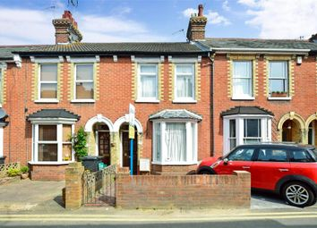 Thumbnail 3 bed terraced house for sale in Lansdown Road, Canterbury, Kent