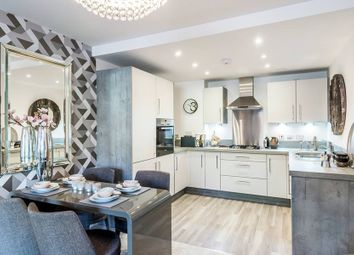 "Thumbnail 2 bedroom flat for sale in ""Hawthorn Apartments Plots 7, 22, 53, 74"" at Newmills Road, Balerno"